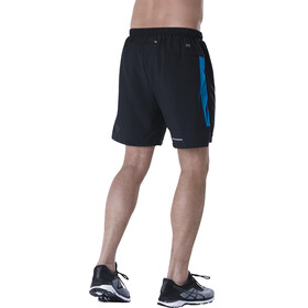 asics 7In Shorts Men Performance Black/Directoire Blue